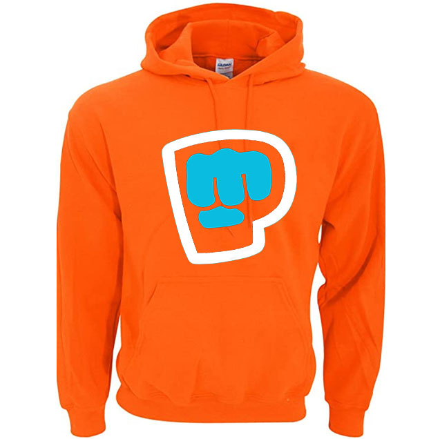 pewdiepie smash logo print hoodies 8269 - PewDiePie Merch