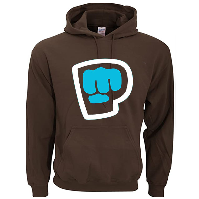 pewdiepie smash logo print hoodies 8378 - PewDiePie Merch