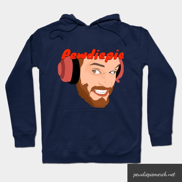 pewdiepie time to respect whamen internet meme thick hoodies 5234 - PewDiePie Merch