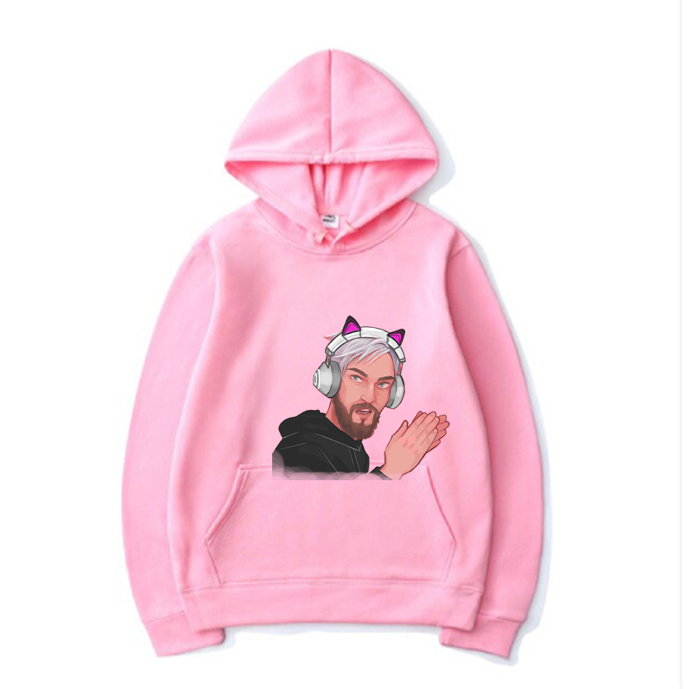 pewdipie fashion hoodies for mens and womens 4617 - PewDiePie Merch