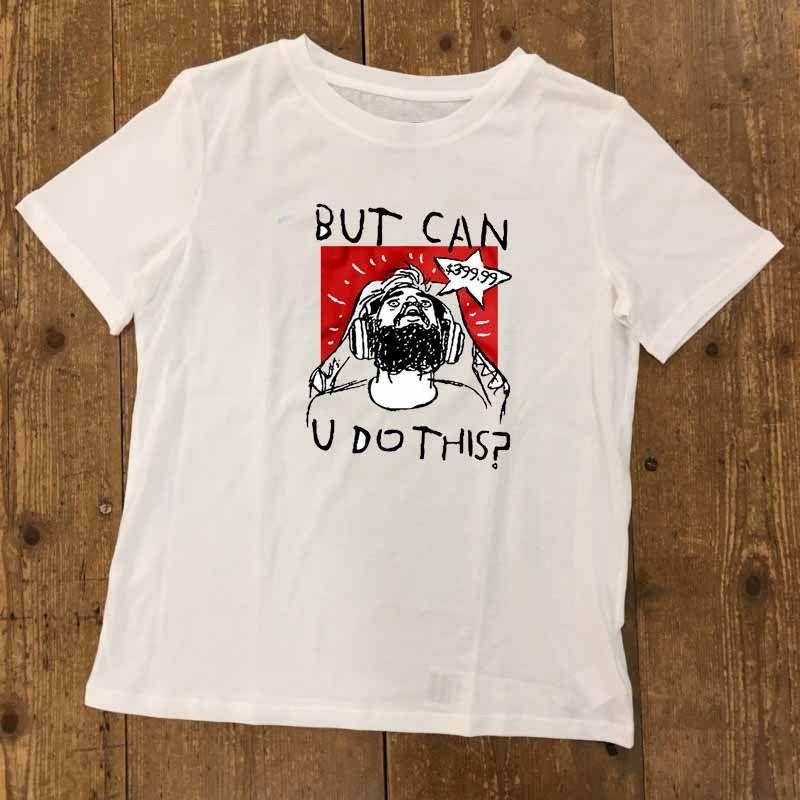 pewdipie red meme  logo white t shirt 7123 - PewDiePie Merch