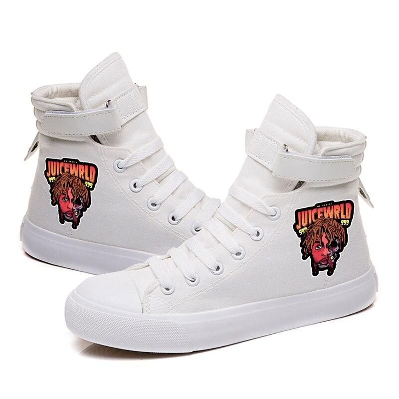 rapper hip hop sneakers canvas shoes men women 3257 - PewDiePie Merch
