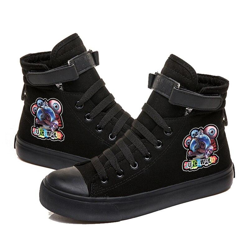 rapper hip hop sneakers canvas shoes men women 5031 - PewDiePie Merch