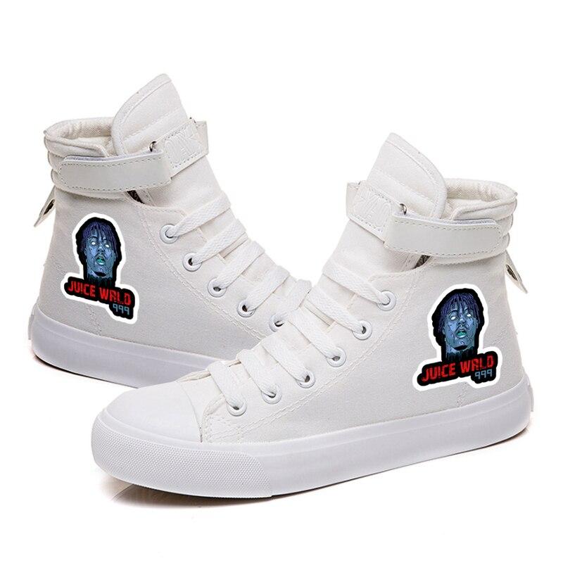 rapper hip hop sneakers canvas shoes men women 5287 - PewDiePie Merch