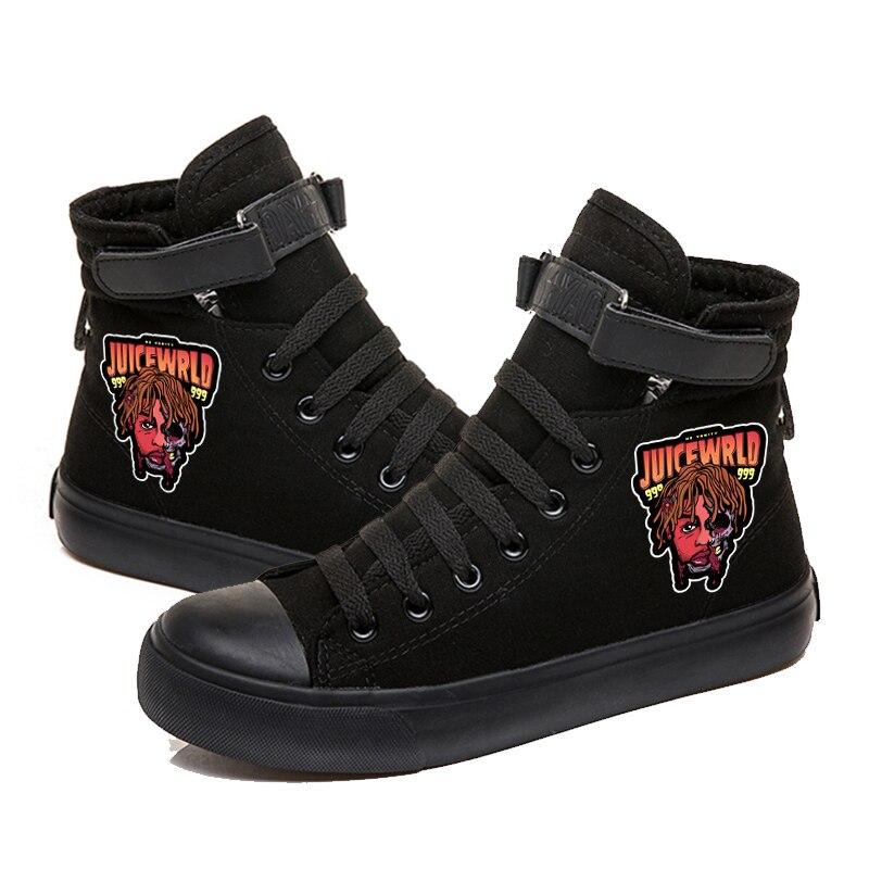 rapper hip hop sneakers canvas shoes men women 6076 - PewDiePie Merch
