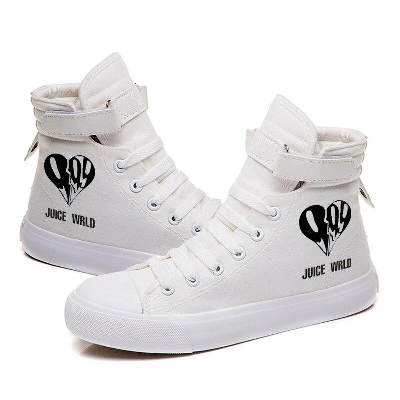 rapper hip hop sneakers canvas shoes men women 6853 - PewDiePie Merch