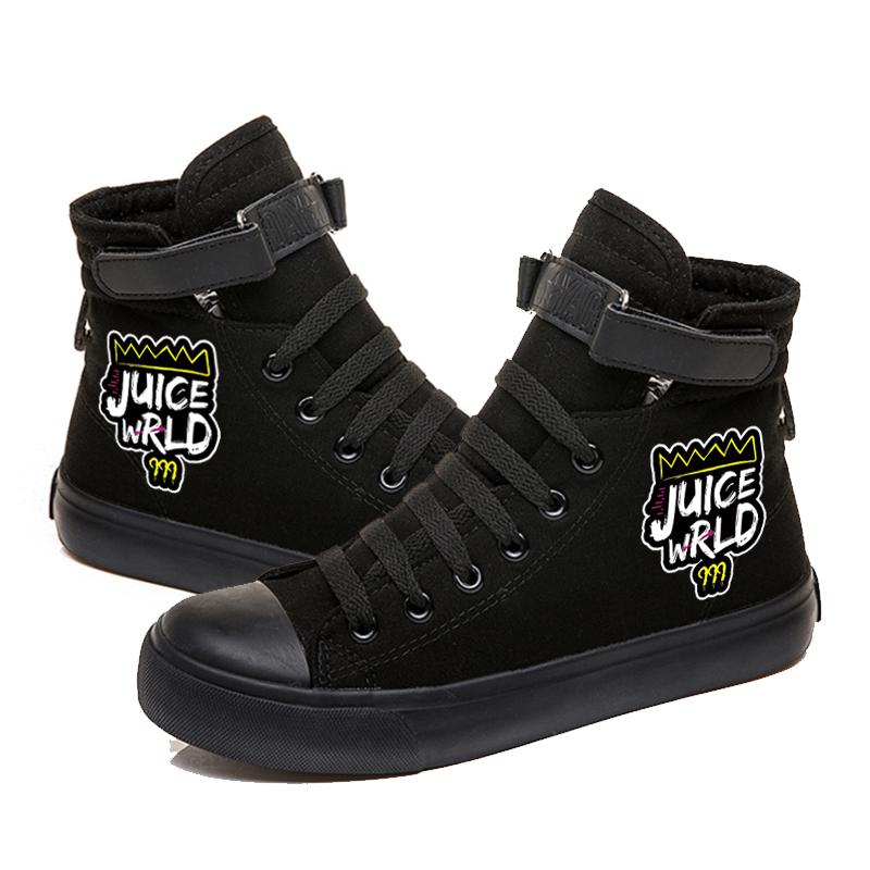 rapper hip hop sneakers canvas shoes men women 7192 - PewDiePie Merch