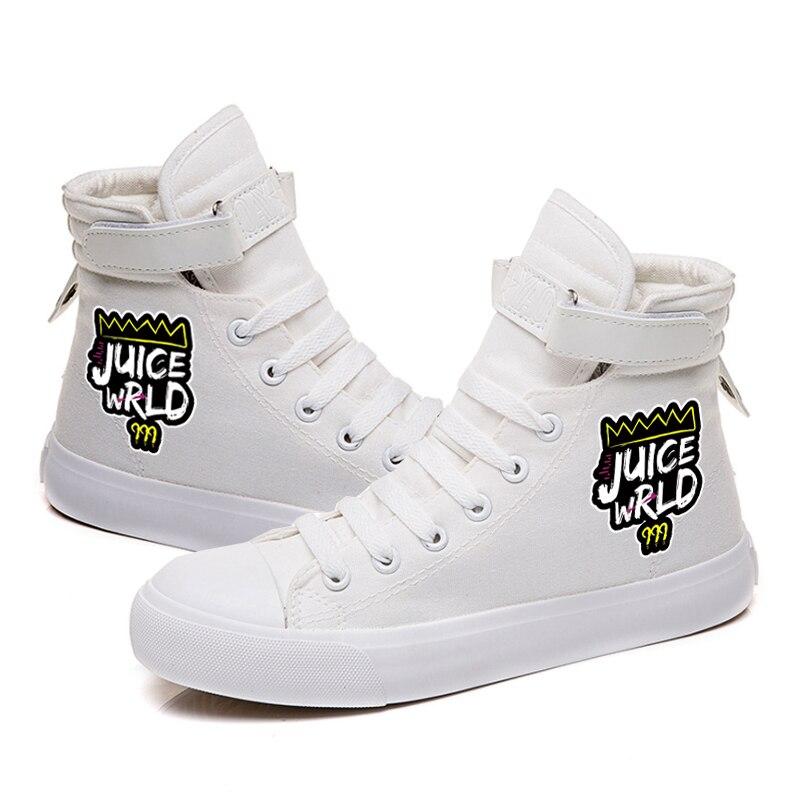 rapper hip hop sneakers canvas shoes men women 7669 - PewDiePie Merch