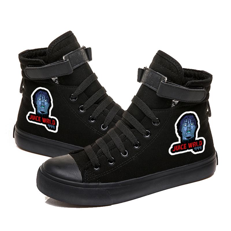 rapper hip hop sneakers canvas shoes men women 7836 - PewDiePie Merch