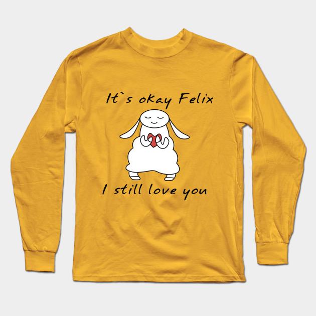 water sheep pewdiepie jeb felix long sleeve t shirt 6595 - PewDiePie Merch