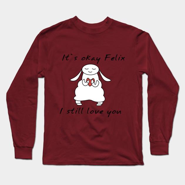 water sheep pewdiepie jeb felix long sleeve t shirt 7101 - PewDiePie Merch
