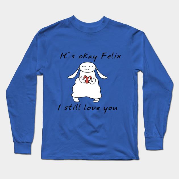 water sheep pewdiepie jeb felix long sleeve t shirt 8096 - PewDiePie Merch