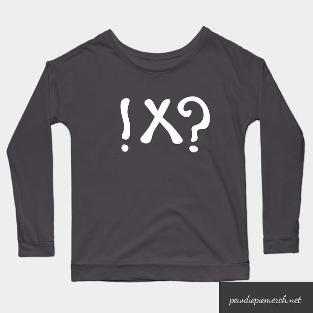 what meme t shirt pewdiepie long sleeve t shirt 2463 - PewDiePie Merch