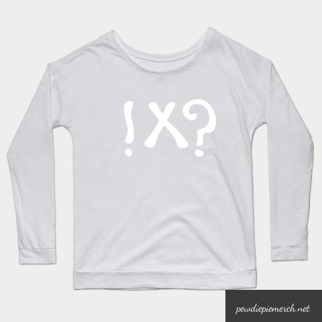 what meme t shirt pewdiepie long sleeve t shirt 5632 - PewDiePie Merch