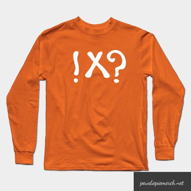 what meme t shirt pewdiepie long sleeve t shirt 5634 - PewDiePie Merch