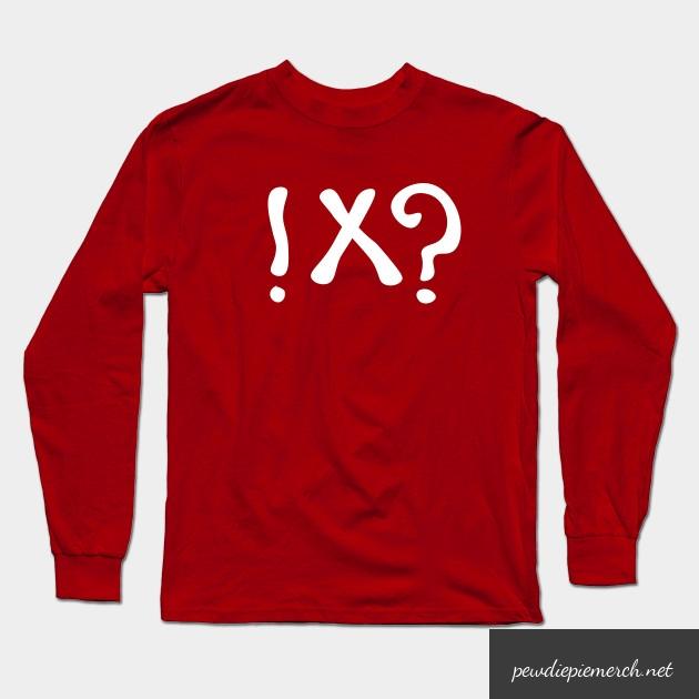 what meme t shirt pewdiepie long sleeve t shirt 5660 - PewDiePie Merch
