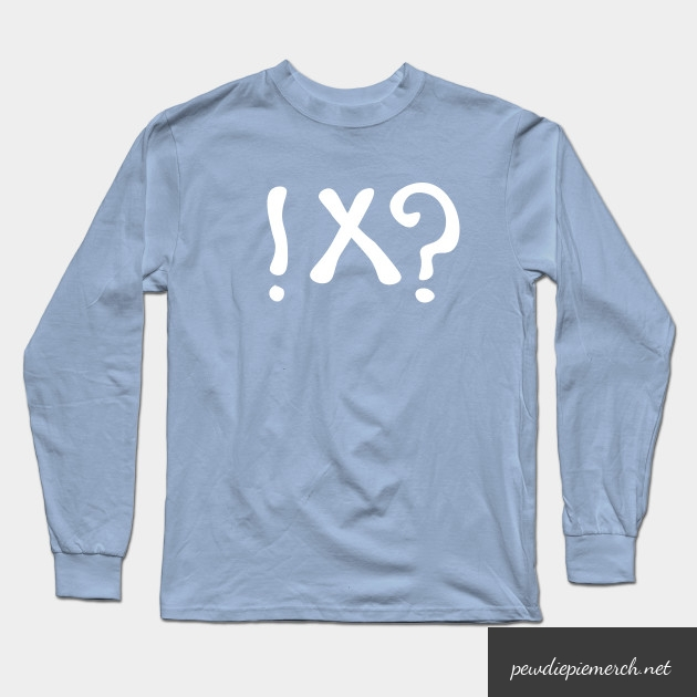 what meme t shirt pewdiepie long sleeve t shirt 7834 - PewDiePie Merch