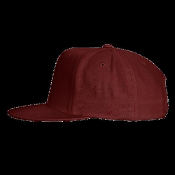 white maroon amp purple color pewdiepie smash logo snapback hat 2789 - PewDiePie Merch