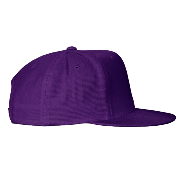 white maroon amp purple color pewdiepie smash logo snapback hat 4915 - PewDiePie Merch